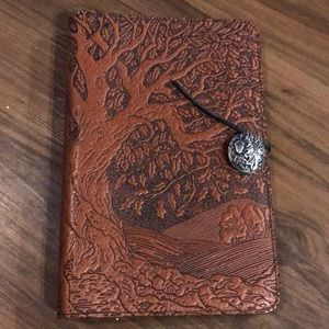 Oberon Designs Tree of Life Journal Cover 6x9